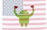 """Εικόνα για το άρθρο """"Το Android ξεπέρασε το 50% στις ΗΠΑ"""""""