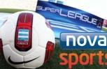 """Εικόνα για το άρθρο """"Πρόταση για μείωση τιμήματος των δικαιωμάτων της Super League κατέθεσε η Nova"""""""