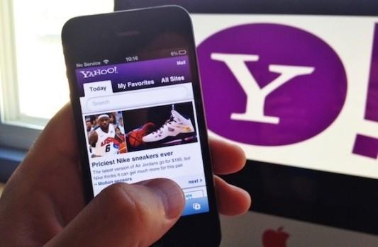 Yahoo-Apple