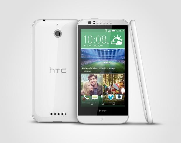 HTC Desire 510_3V_White