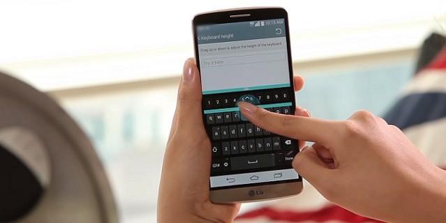 LG G3 - Smart Keyboard feature_2