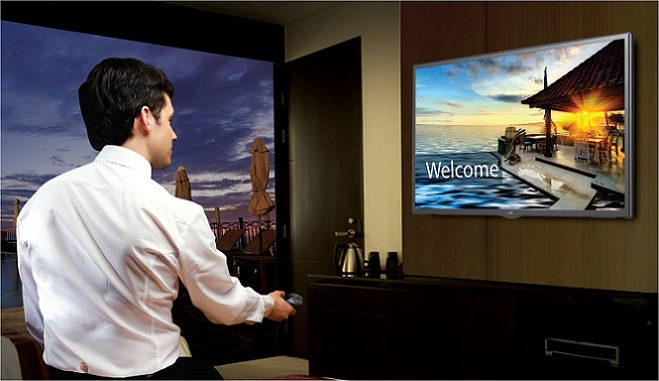 LG Hotel TV LY330C