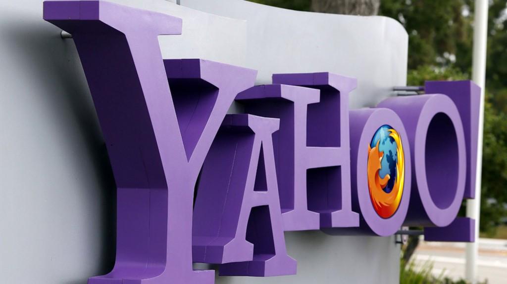 Yahoo-Firefox