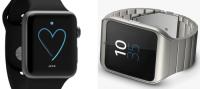 """Εικόνα για το άρθρο """"Apple Watch 2 ή Sony Smartwatch 3, μια πρώτη ματιά"""""""