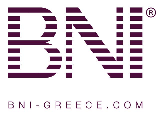 BNI GREECE LOGO - CMYK
