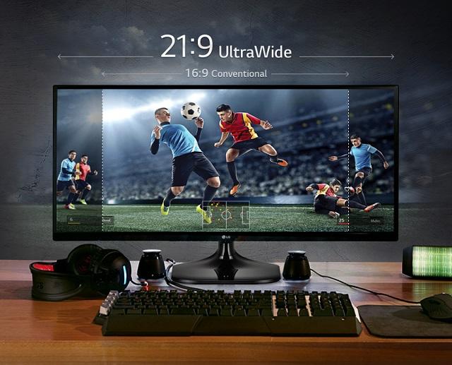 LG_219 UltraWide Monitor