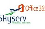 """Εικόνα για το άρθρο """"H Skyserv Handling Services επέλεξε Office 365"""""""