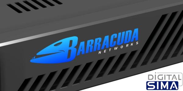 Barracuda-digital sima