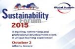 """Εικόνα για το άρθρο """"Η Global Sustain ανακοινώνει το Sustainability Forum 2015"""""""