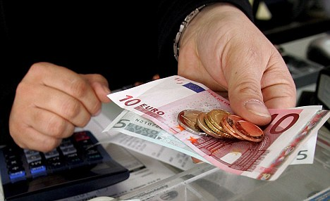 Cyprus joins the euro zone