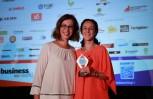 """Εικόνα για το άρθρο """"Βραβείο για τον OTE στο 4ο Συνέδριο Social Media World & e-Business World"""""""