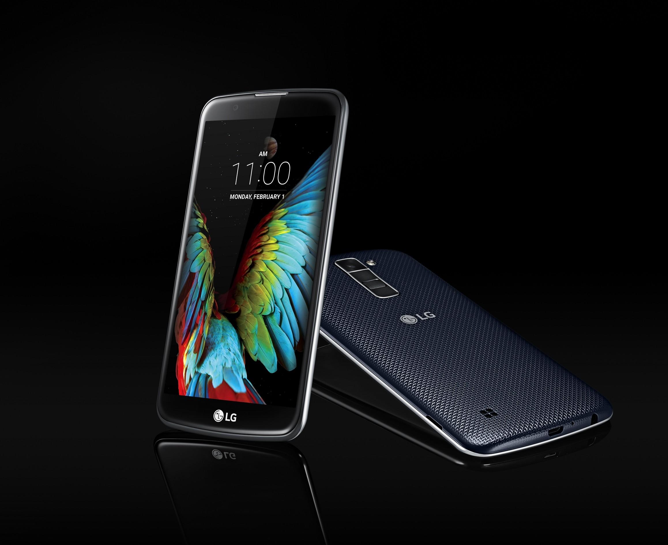 LG K Series 1