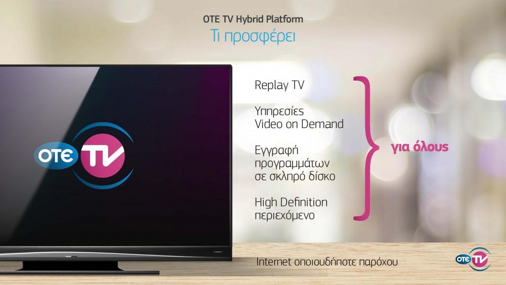 OTE TV HYBRID