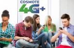 """Εικόνα για το άρθρο """"70% αύξηση κίνησης δεδομένων στις γιορτές στο 4G δίκτυο της COSMOTE"""""""