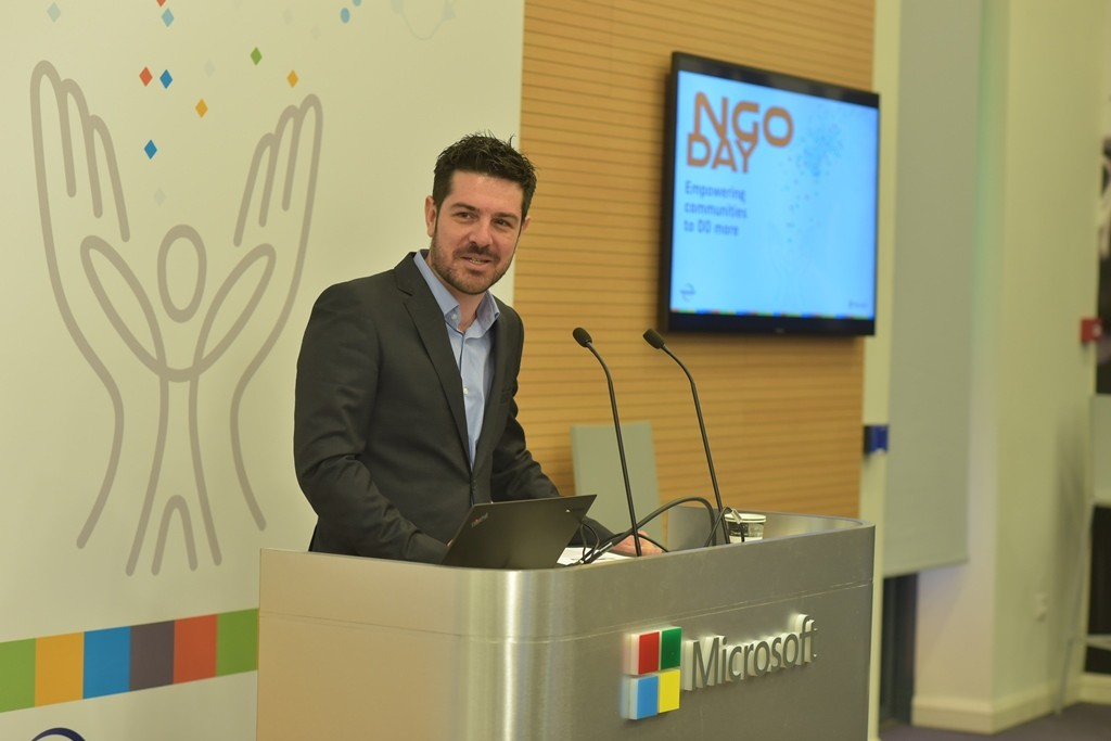 Microsoft NGO Day 1