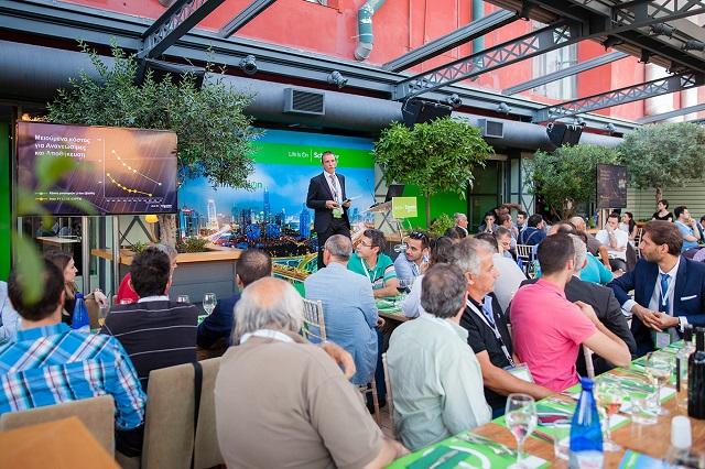 Schneider Electric - Explore Innovation Event - Photo 2