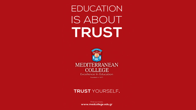 EDUCATION IS ABOUT TRUST 2