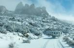 """Εικόνα για το άρθρο """"Τεχνικοί Cosmote: μάχη με τα χιόνια για να έχουμε σήμα στο κινητό"""""""