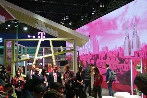 Εντυπωσιακή παρουσία της Deutsche Telekom στο MWC 2017