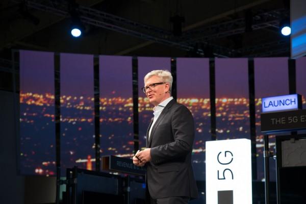 Borje Ekholm: «Το 5G είναι εδώ»!
