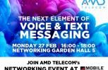 """Εικόνα για το άρθρο """"Η AMD Telecom στο Mobile World Congress"""""""