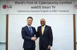 """Εικόνα για το άρθρο """"Το LG WebOS 3.5 Security Manager λαμβάνει πιστοποίηση του προγράμματος Cybersecurity Assurance"""""""