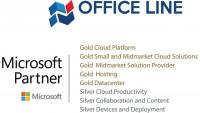 """Εικόνα για το άρθρο """"Microsoft Gold Cloud Platform πιστοποίηση για την Office Line"""""""