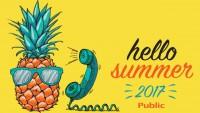 """Εικόνα για το άρθρο """"Zήστε το καλοκαίρι 24/7 με το Public Summer"""""""