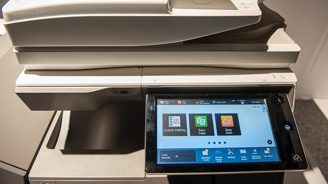 sharp-printers