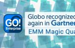"""Εικόνα για το άρθρο """"H GLOBO αναγνωρίζεται για άλλη μία χρονιά για λύσεις EMM"""""""