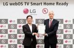 """Εικόνα για το άρθρο """"Πιστοποίηση για Smart Home ετοιμότητά στην πλατφόρμα LG WEBOS 3.0"""""""