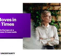 Accenture: οι επικεφαλής των επιχειρήσεων είναι αισιόδοξοι για την ανάκαμψη στην Ευρώπη