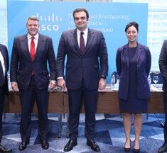 Η Cisco ανακοινώνει στην Ελλάδα το Πρόγραμμα Επιτάχυνσης του Ψηφιακού Μετασχηματισμού